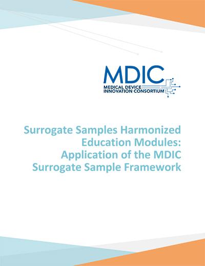 Surrogate Samples Harominzed Education Modules